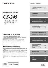 Bedienungsanleitung (IT,DE) (7,92 MB) - TSN Versand
