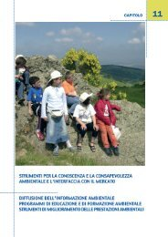 Strumenti per la conoscenza - Annuario dei dati ambientali - Ispra