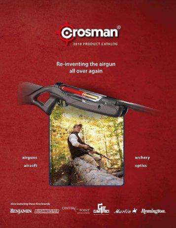 Re-inventing the airgun all over again - Crosman