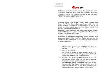 GIpro S06 - AGO Motors