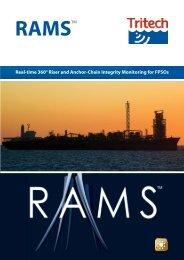 RAMS™ Brochure - Tritech
