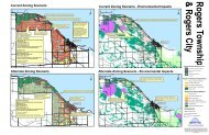 Current Zoning Scenario - Michigan Sea Grant - University of Michigan