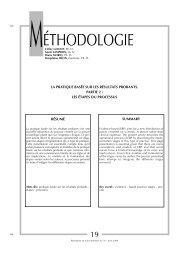 ÉTHODOLOGIE - Banque de données en santé publique