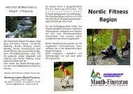 Nordic Fitness Region - Bayerischer-Wald