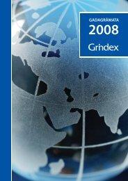 gada grāmata 2008. - Grindeks