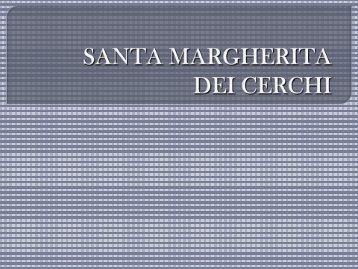 Chiesa santa Margherita dei Cherchi - Dr. Fehér Katalin