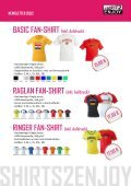 STYLE YOUR FAN-SHIRT - Shirts2Enjoy - Page 2