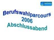 Elternforum Oberstufe Elsau-Schlatt