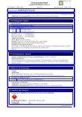 Sicherheitsdatenblatt Handelsname: HOSPISEPT-TUCH - Lysoform.ch - Page 4