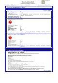 Sicherheitsdatenblatt Handelsname: HOSPISEPT-TUCH - Lysoform.ch - Page 5