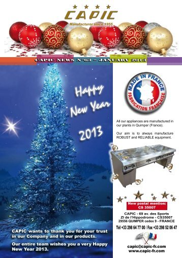Happy New Year 2013 - Capic