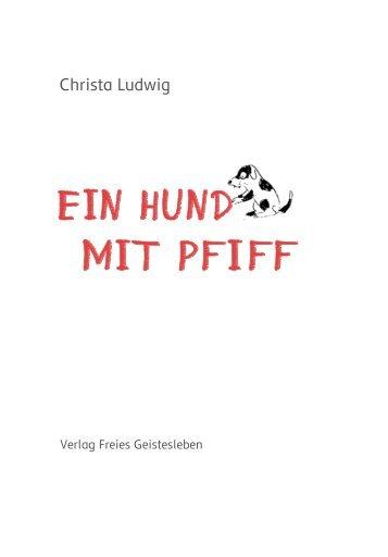 leseprobe - Verlag Freies Geistesleben