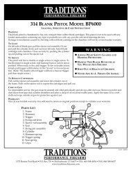 Pirate Pistol Kit Manual - Ardesa