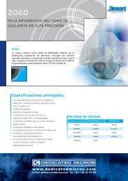 2060 (Sp) dsheet.qxd - CCTV Center