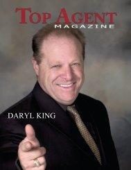 DARYL KING - Top Agent Magazine