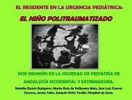 El niño politraumatizado - Sociedad de Pediatría de Andalucía ...