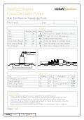 RoofSafe Anchor Force Calculation Sheet - Vandernet - Page 2