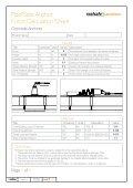 RoofSafe Anchor Force Calculation Sheet - Vandernet - Page 4