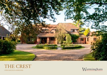THE CREST - Warmingham