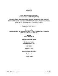 MTN-003B (Voice B) Study Protocol - Microbicide Trials Network