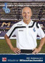 Wladimir Winnitschenko - MSV Duisburg