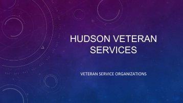 Hudson veteran Services - Town of Hudson