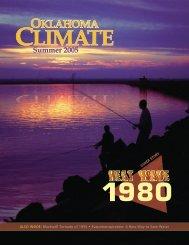 Summer 2005 - Oklahoma Climatological Survey
