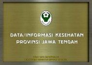 provinsi jawa tengah tahun 2011