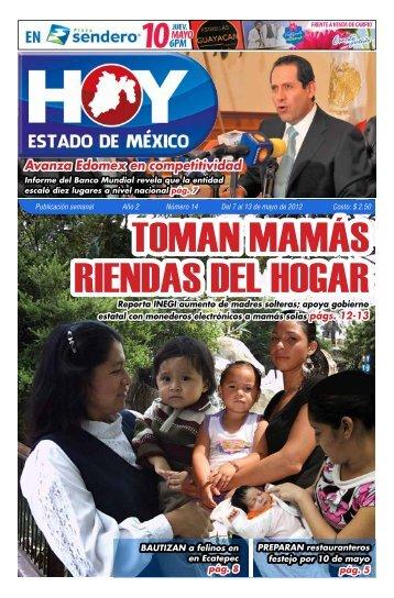 Avanza Edomex en competitividad - HOY Estado de México