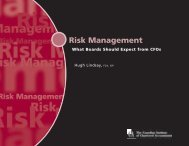 CFOs-Risk Management.indd - Canadian Institute of Chartered ...