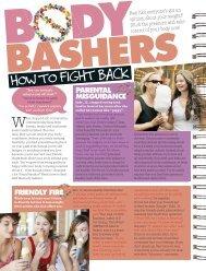 Body bashers - Kimberly Gillan