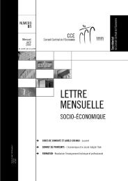 Codes de conduite et labels sociaux - Centrale Raad voor het ...