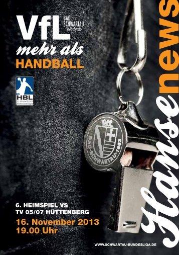Ausgabe 06 (Download) - VfL Bad Schwartau