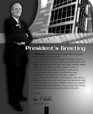 Academic Catalog 2004-2005 (PDF) - Pulaski Technical College