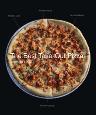 The Best Take-Out Pizza - Bloom Magazine