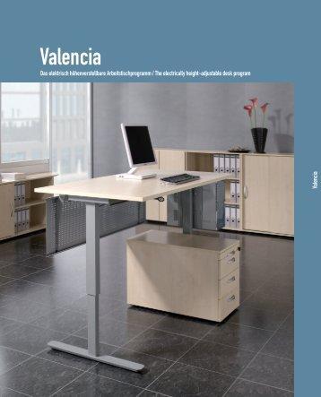 Schreibtische Valencia