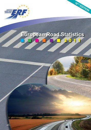 ERF 2011 European Road Statistics - Aapaq.org