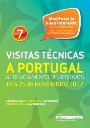 visitas técnicas a portugal - Abema