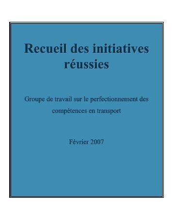 TABLE OF CONTENTS - Council of Ministers & Deputy Ministers
