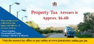 Pay Your Property Tax Online Today! - Tax Administration Jamaica