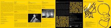 Lebensräume - Sound Studies - Campus Ars Electronica 2012