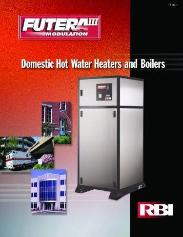 RBI Futera III brochure - California Boiler