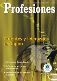 Patentes y liderazgo en Japón Patentes y liderazgo en Japón