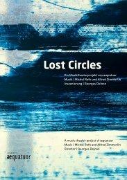 Lost Circles - aequatuor