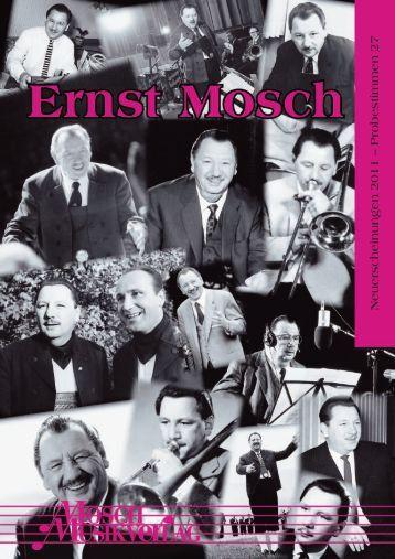 Probestimmen 27 - Ernst Mosch Musikverlag