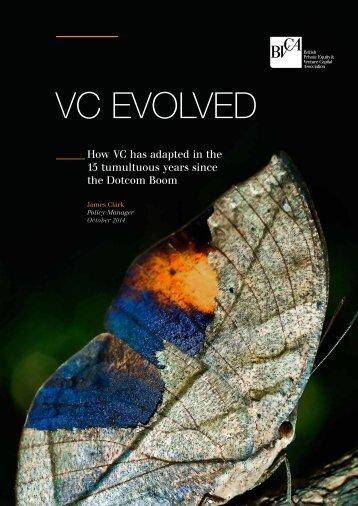 VC Evolve Brochure 2014
