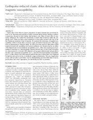 2006 Geological Society of America. For permission to copy, contact ...