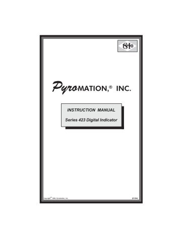 40 free Magazines from PYROMATION.COM