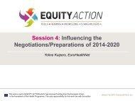 4 - YK - influencing negotiations