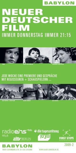 neuer deutscher film - Babylon